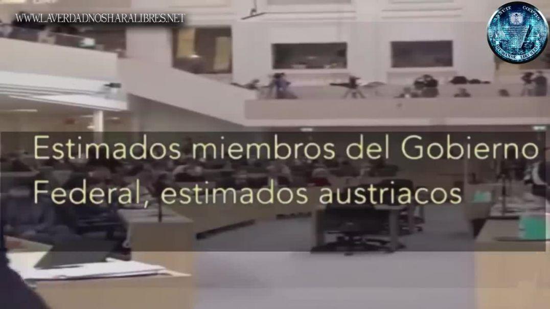 EX PRIMER MINISTRO DE AUSTRIA SE ENFRENTA AL NUEVO ORDEN MUNDIAL