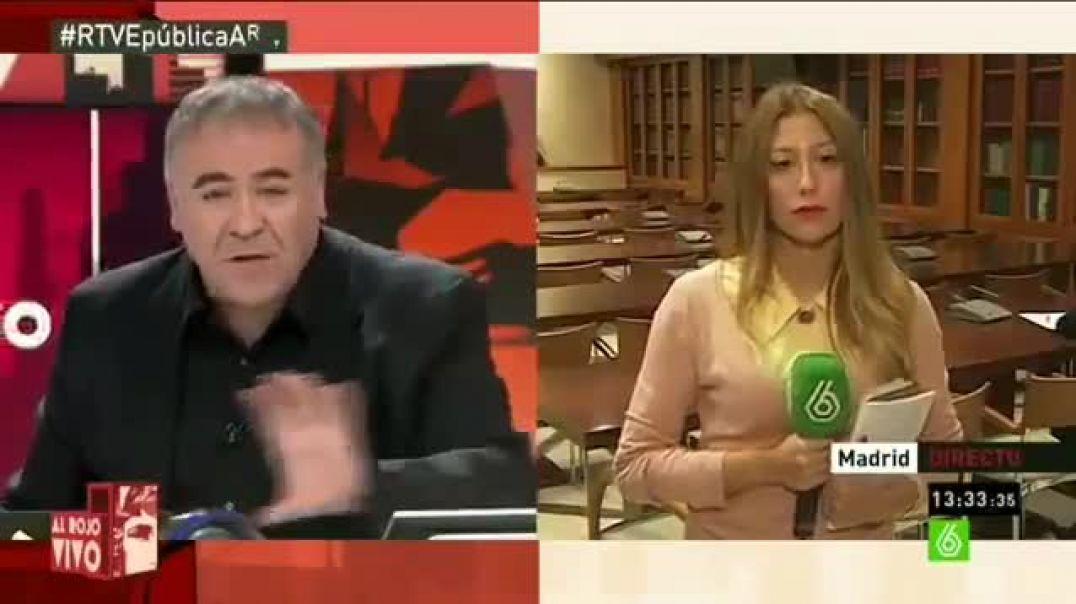 Los trabajadores y periodistas de TVE estan hartos de la manipulación y censura de RTVE