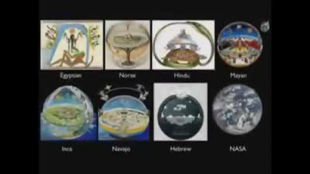La historia de la TIERRA PLANA y sus PRUEBAS.  LaHistoria de la Teoría de la #TIERRAPLANA ...Es al