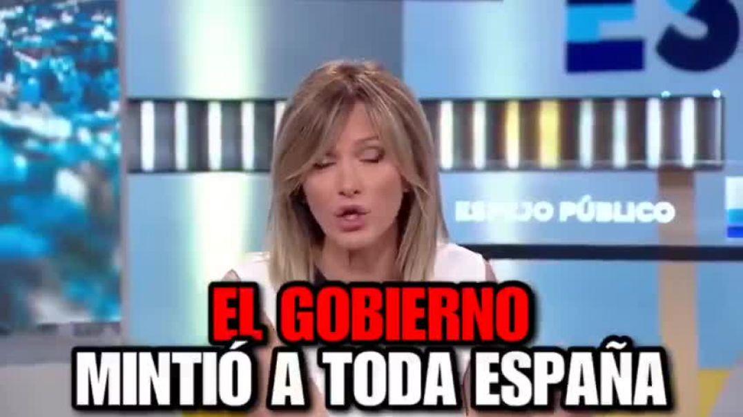 El gobierno mintió, en Antena 3
