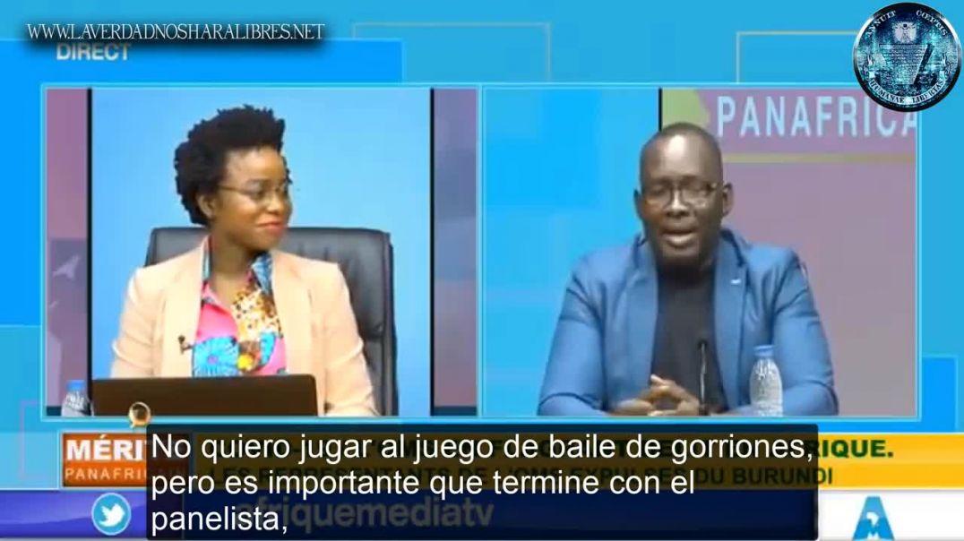 ÁFRICA SE LEVANTA CONTRA EL NUEVO ORDEN MUNDIAL