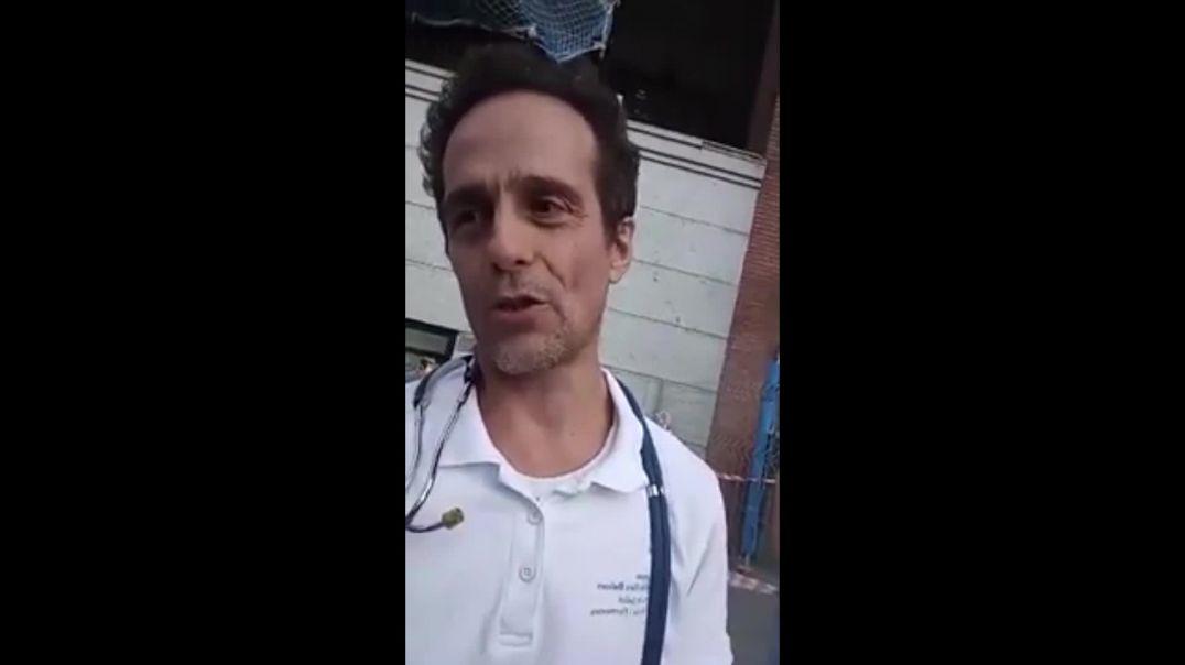 Medico español habla claro sobre esta falsa pandemia.