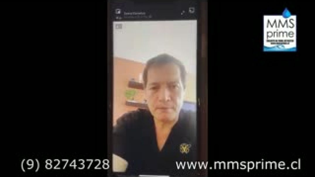 ¡MÉDICO USA 'MMS' PARA CORONAVIRUS! - Segmento1(00_00_03