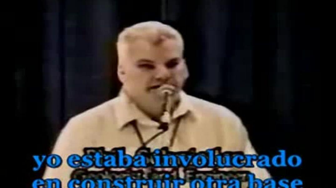 Phil Schneider  RAZAS EXTRATERRESTRES