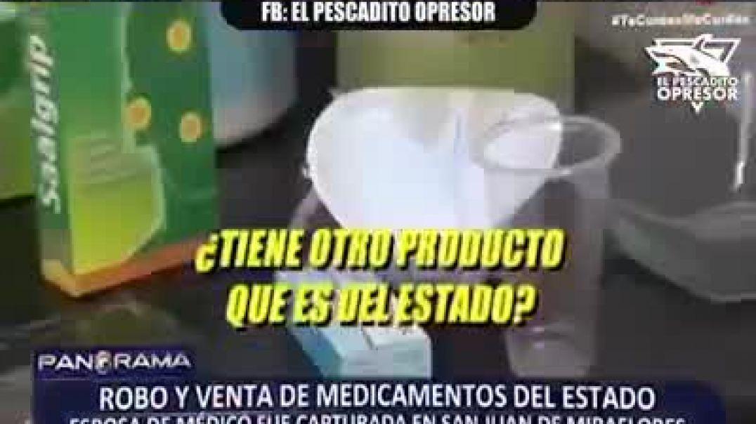 Medicos del Show Pandemico