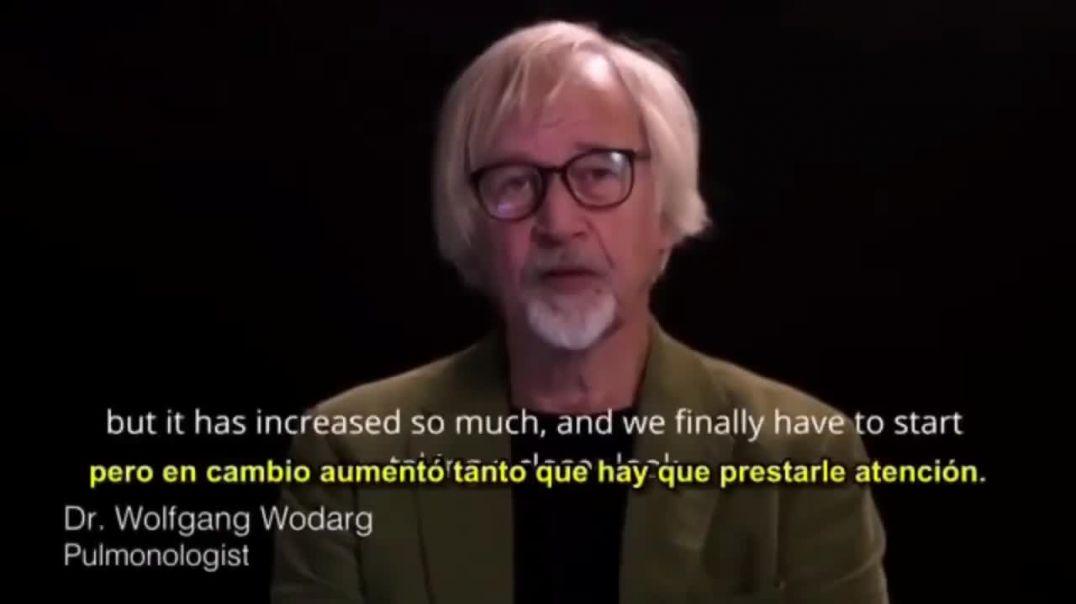 EL HOMBRE QUE TUMBÓ LOS PLANES DE LA OMS VUELVE A HABLAR | DR. WOLFGANG WODART