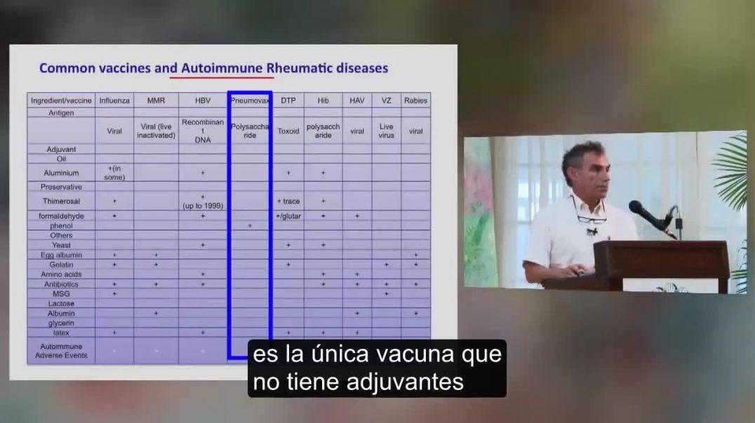 Las vacunas causan enfermedades autoinmunes