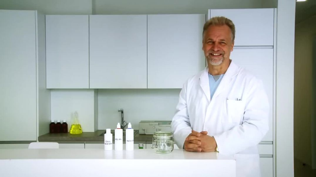 Andreas Kalcker Como preparar dioxido de cloro