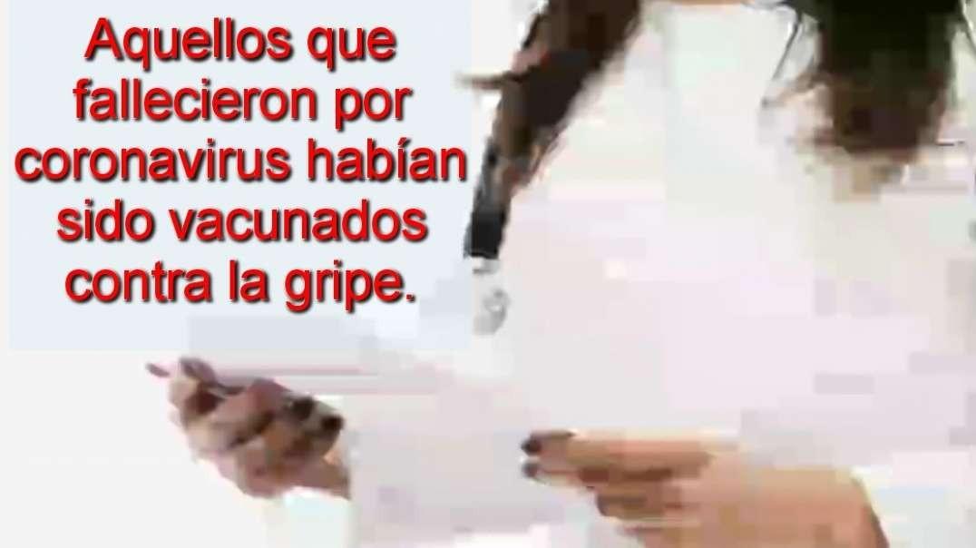 Dra. española advierte, bajo observación en hospitales.