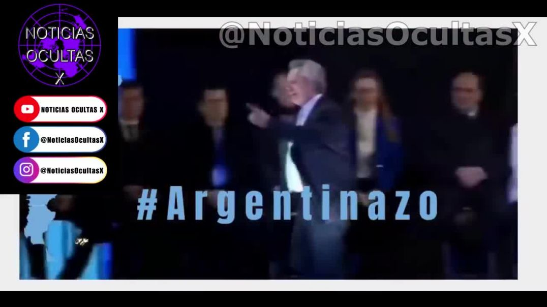 ¡DIFUNDIR! NUEVA MARCHA ARGENTINA ANTI-CUARENTENA