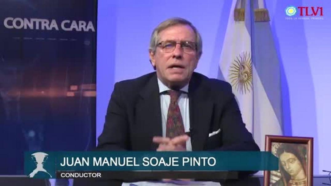 La política está enferma. Juan Manuel Soaje Pinto