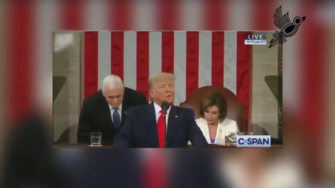 Pelosi destruida por el éxito de Trump en el Congreso