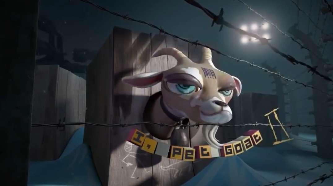 Últimos tiempos. I, Pet Goat II. En la fase final.