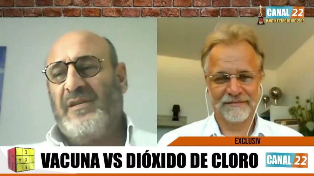 Entrevista a Andreas Kalcker - VACUNA VS DIÓXIDO DE CLORO