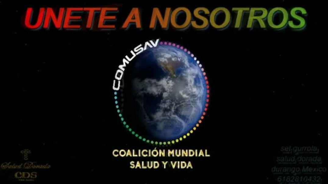Asi nacio COMUSAV - Coalicion Mundial Salud y Vida - UNETE