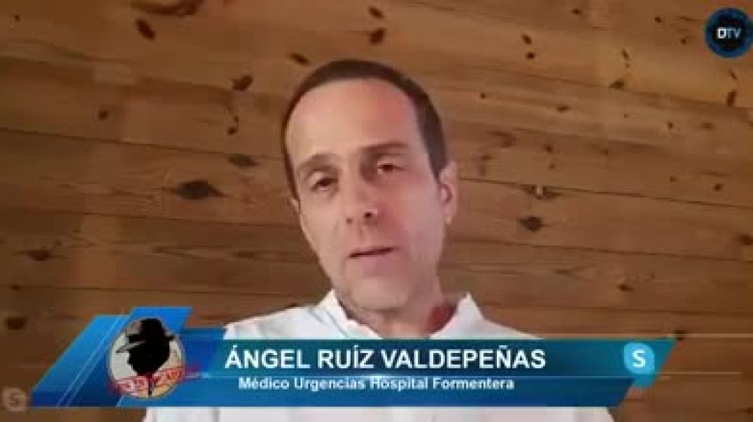 Todo nuestro apoyo al Dr Ángel Ruiz-Valdepeñas, nacido en Avilés(1966) llevaba tres décadas trabajan