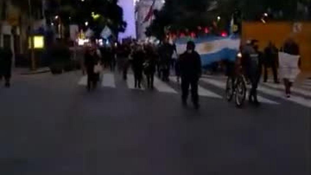 Argentina se levantó