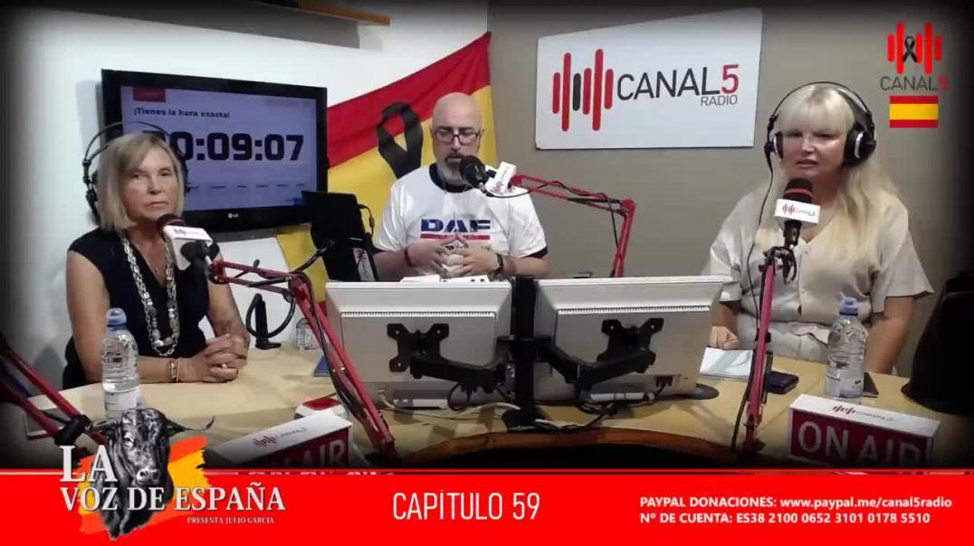 Reseteo económico mundial. La voz de España en youtube