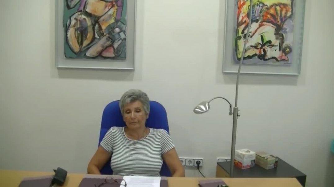 Entrevista a doctora de Murcia ''enfermo asintomático no existe''