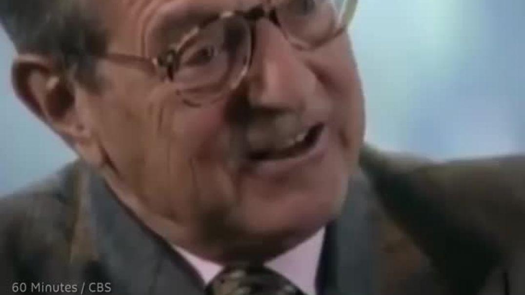 La entrevista olvidada a George Soros