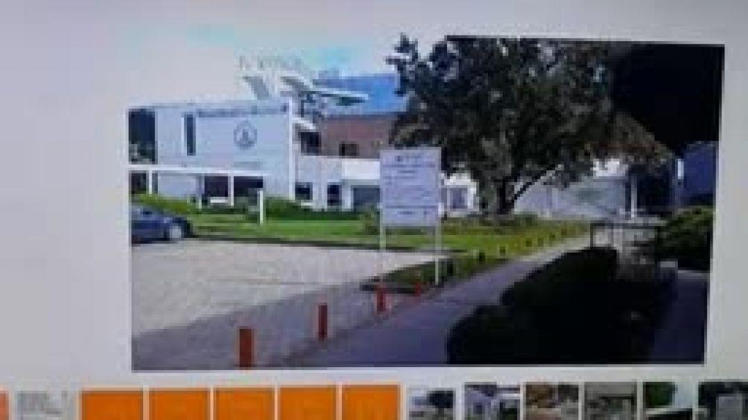 HOSPITAL, SAN ISIDRO, ARGENTINA VACIO