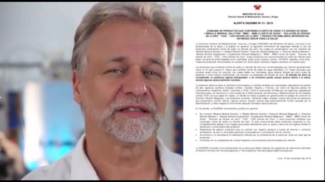 ANDREAS KALCKER - Efecto del Dioxido de Cloro - Mayo 2020 1080p