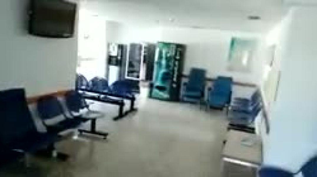 HOSPITAL DE ESPAÑA SIN CLIENTES