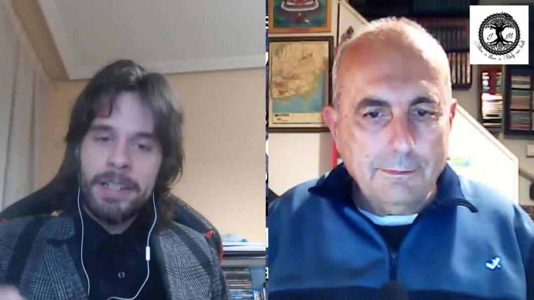 Segundo Encuentro Entrevista A Liu Suria (Periodista y Comunicador) EQUIPO #SPANON #QANON Censurada