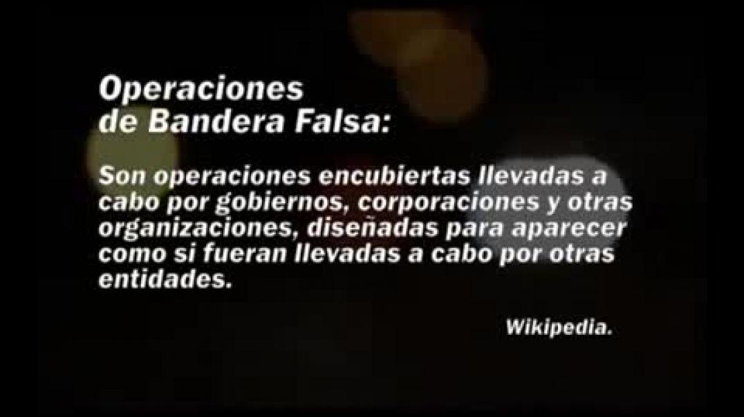Terrorismo sintetico y operaciones de Bandera falsa una tradicion estadounidense