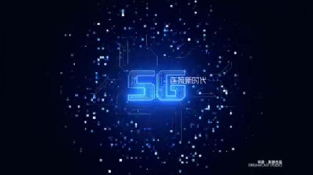 No perder detalle del poder del 5G asi lo promociona China