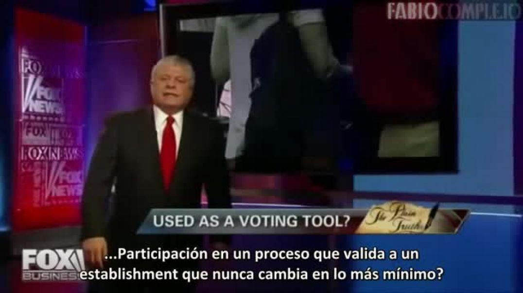 Cómo ser despedido de Fox en menos de 5 minutos (Juez Napolitano)