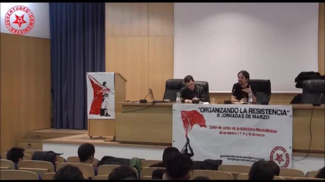 HACIA DONDE VA ESPAÑA CON PABLO IGLESIAS