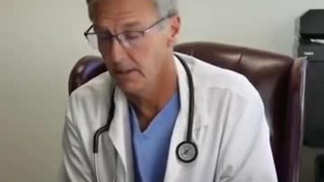 Senador Scott Jensen. Médico. Sobre el Covid y la gripe