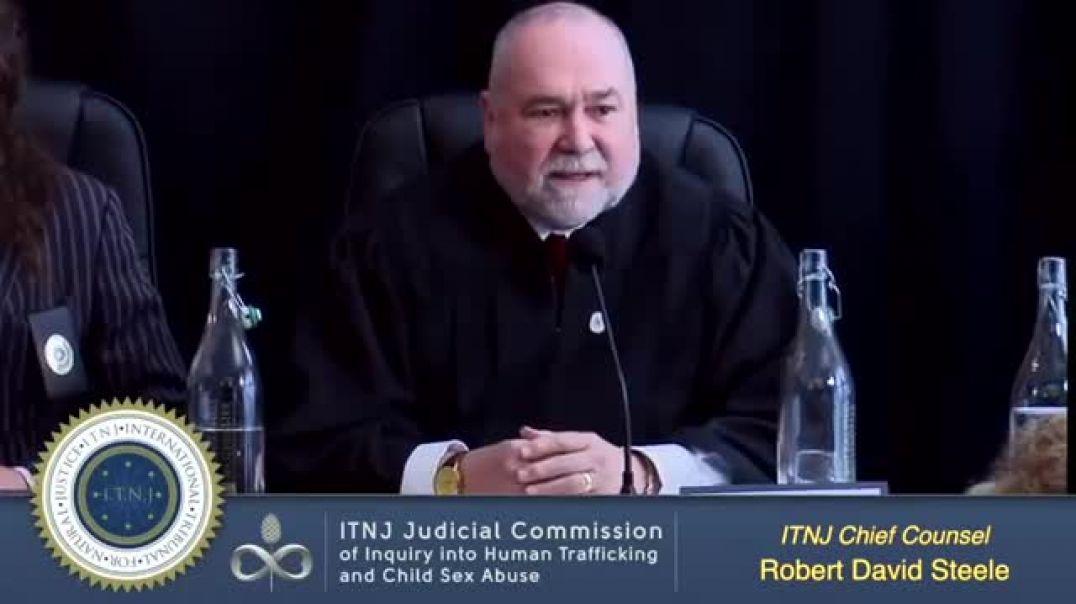 Tribunal Internacional de Justicia Natural: Tráfico infantil