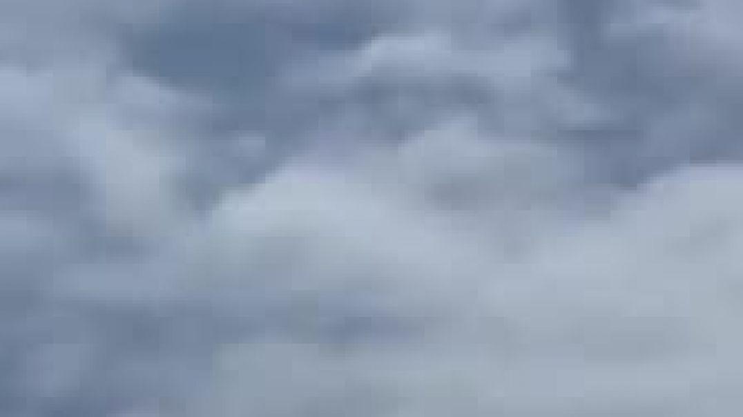 Drone policial en la playa. ESPAÑA