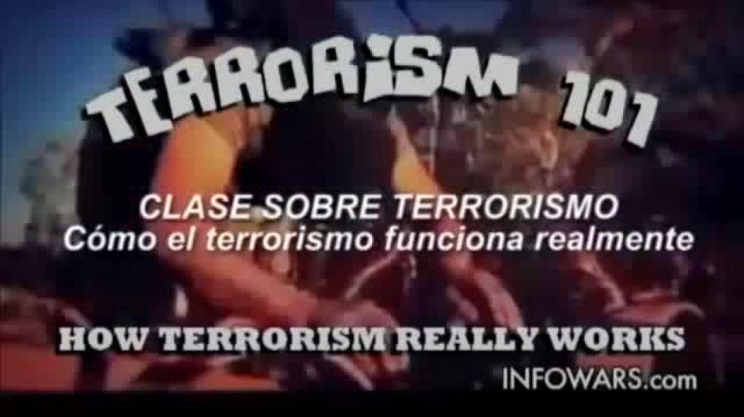 Como funciona el terrorismo realmente