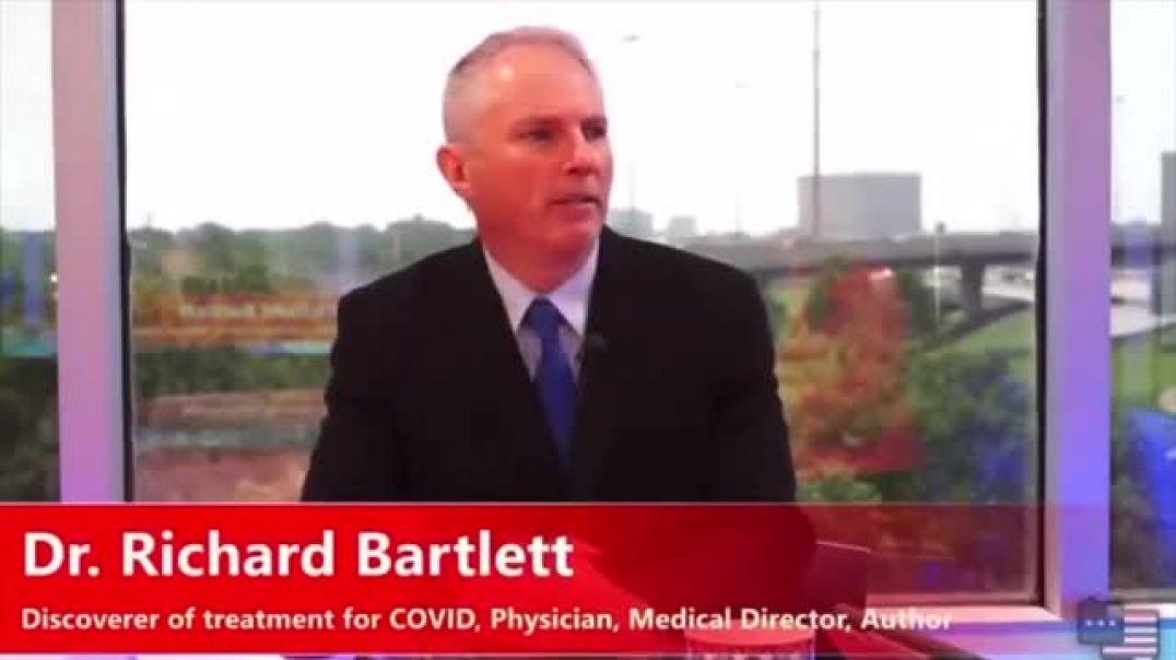 Richard Bartlett - Budesonide - La entrevista cesurada - Otra cura para Covid