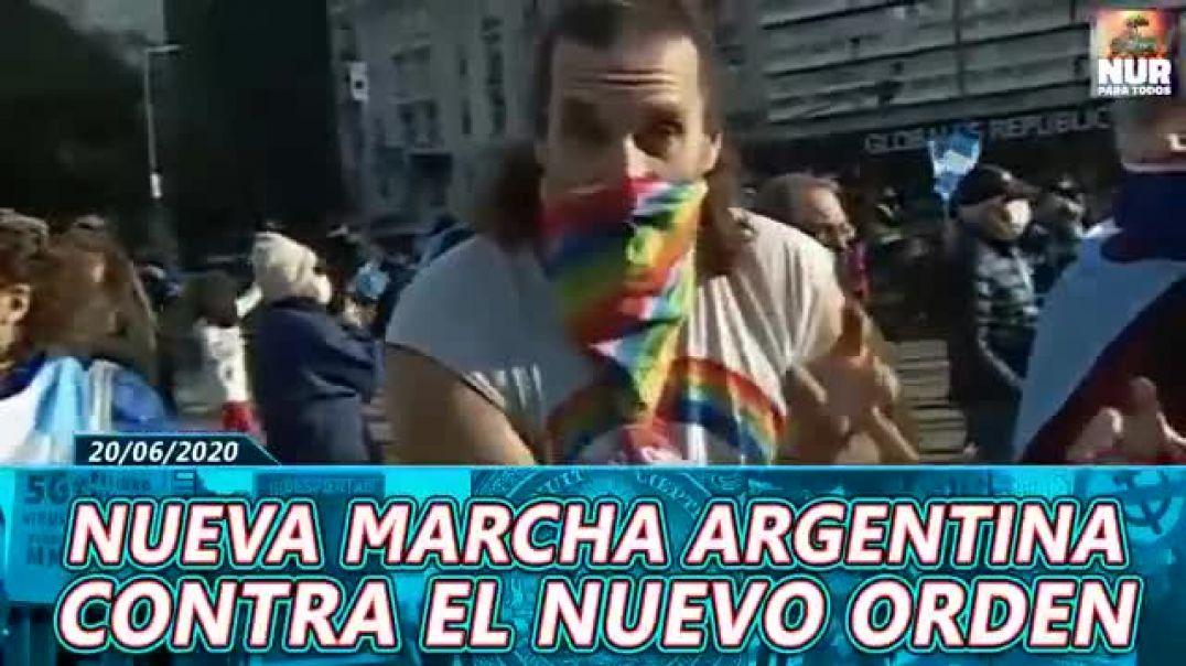 ARGENTINA CONTRA LAS MENTIRAS Y LA DICTADURA