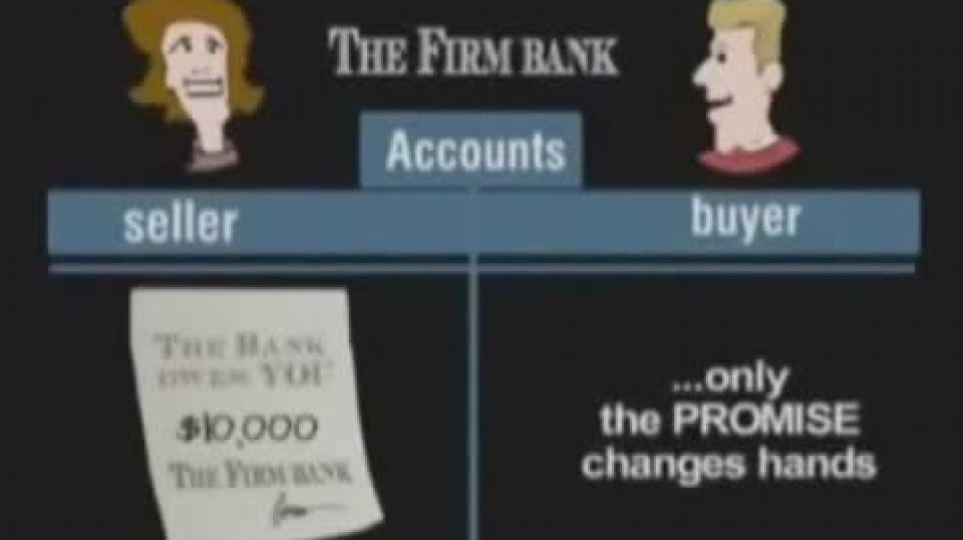 """Documental  """"El dinero es deuda"""""""