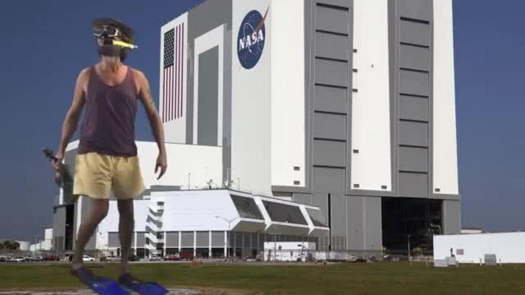 LAS MARIONETAS DE LA NASA EN LA ISS