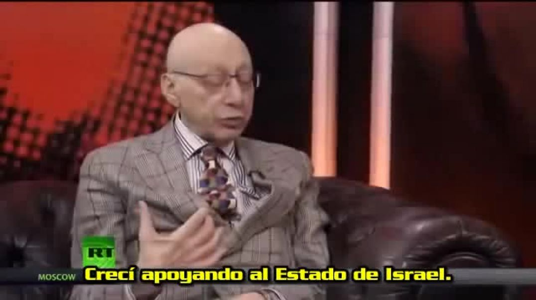 Gerald Kaufman expone al estado asesino de Israel (05 02 2014)