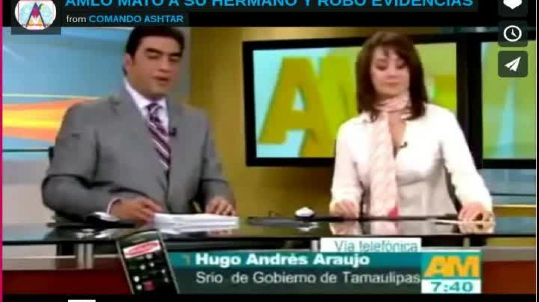 LOS EXPEDIENTES SECRETOS DE AMLO  1 - Amlo mata a su hermano y oculta pruebas