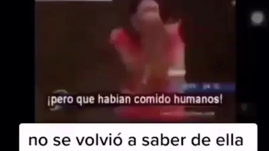 Gabriela Rico la ultima vez que se la vio en público
