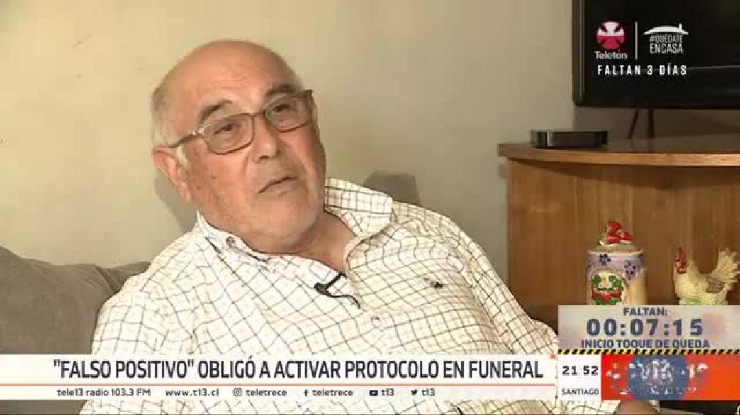 FALSOS POSITIVOS MUERTE Y SIN AUTOPSIAS