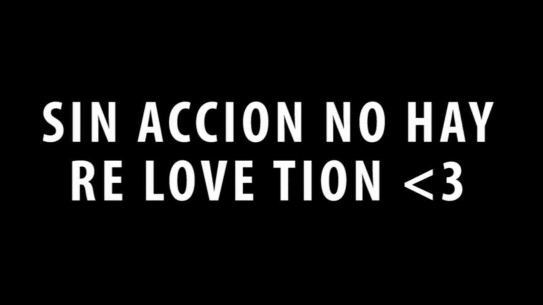 SIN ACCION NO HAY RELOVETION