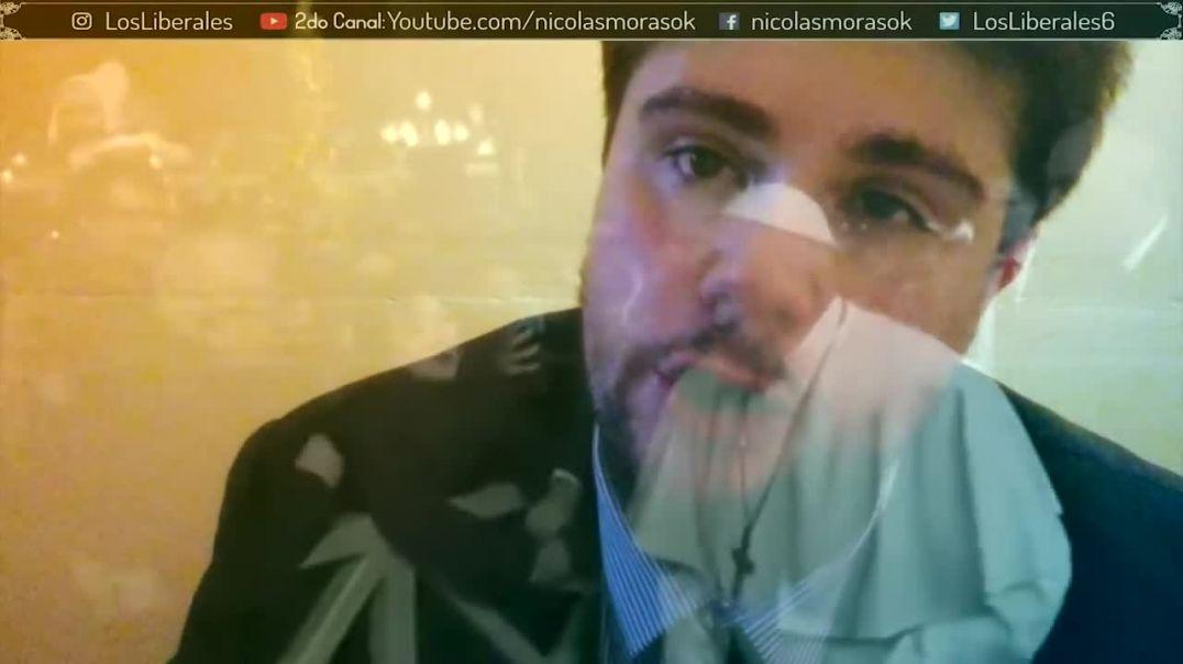 TODOS los SECRETOS del Papa FRANCISCO y El Futuro de la Humanidad ¡Comparte! (Nicolás Morás)