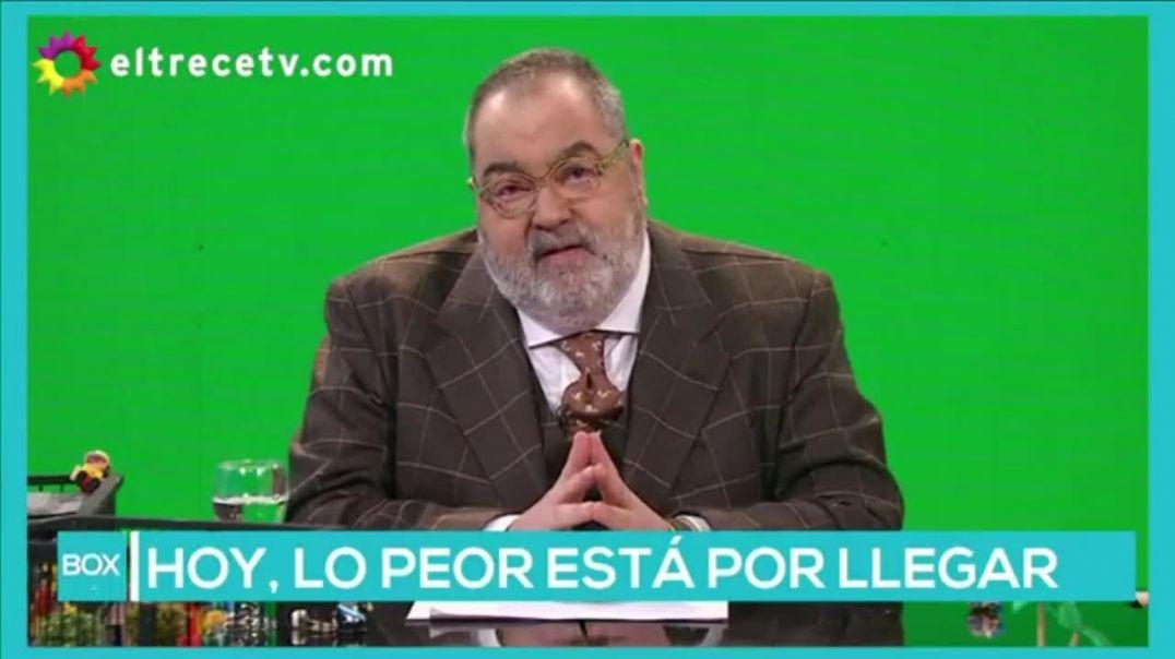 """Periodismo Para Todos. Programa 19/07/20. Sección: """"LO PEOR ESTÁ POR VENIR"""""""