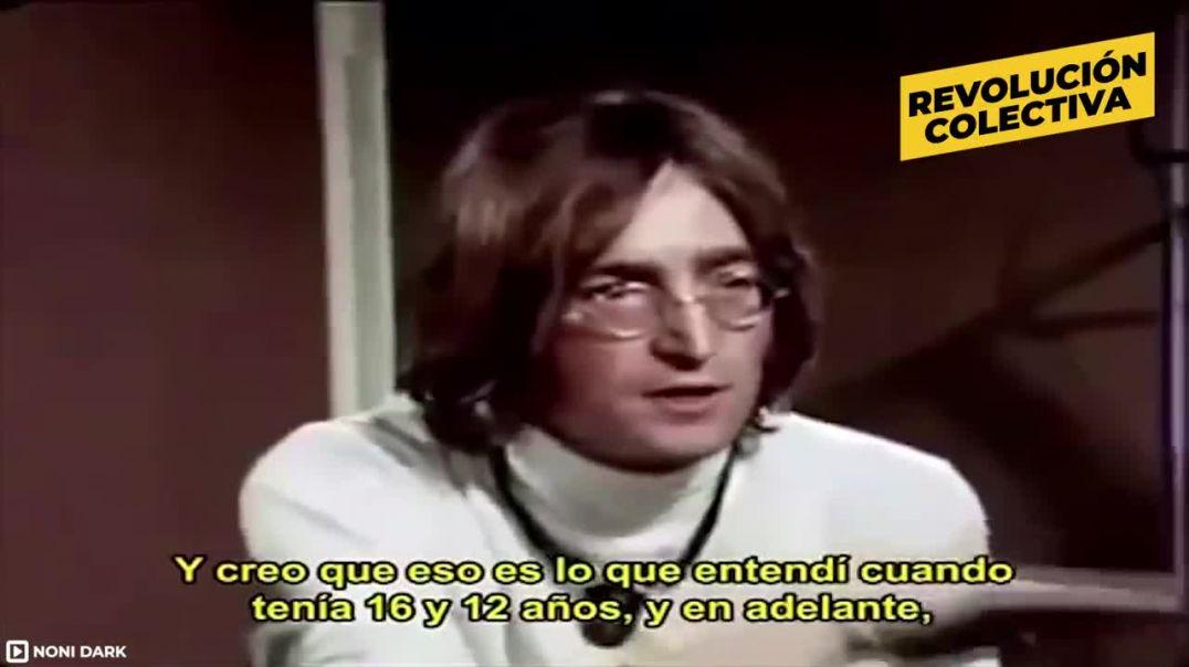 JOHN LENNON DESPERTANDONOS