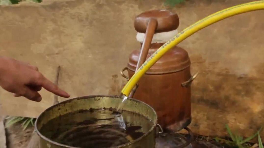 Art Oasis Kafountine Destilation 4
