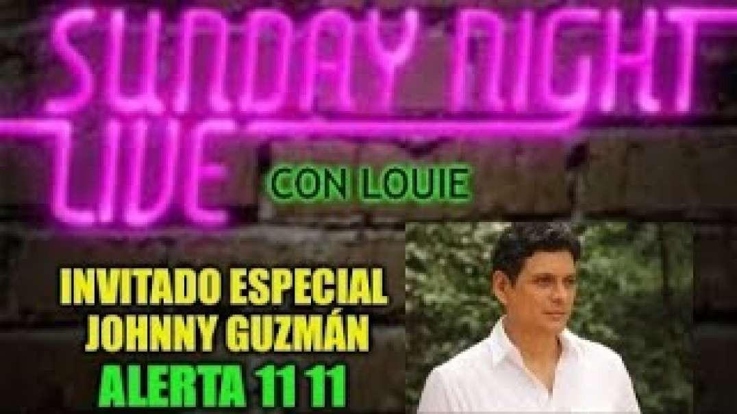 En vivo  Domingo 28 Junio Hoy nos visita el señor  Johnny Guzman